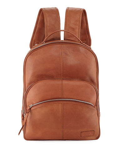 69b46c50 Joe's Men's Leather Backpack