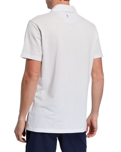 Men's Short-Sleeve Polo Shirt