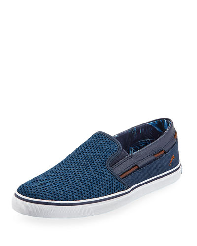 Men's Jaali Flat Sneakers