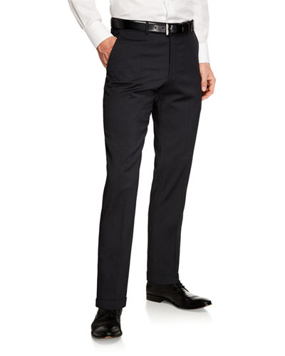 Men's Super 120's Super Slim Fit Stretch Pants
