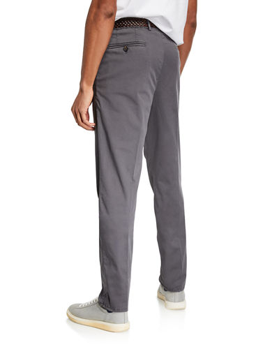 Men's Lightweight Twill Pants