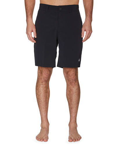 Men's Chroma Series Stretch Hybrid Hydro-Walker Board Shorts