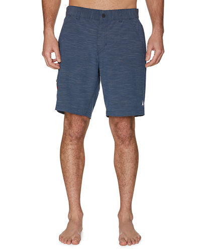 Stretch Hybrid Hydro-Walker Premium Board Shorts