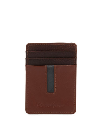 Men's Calazans Leather Card Case