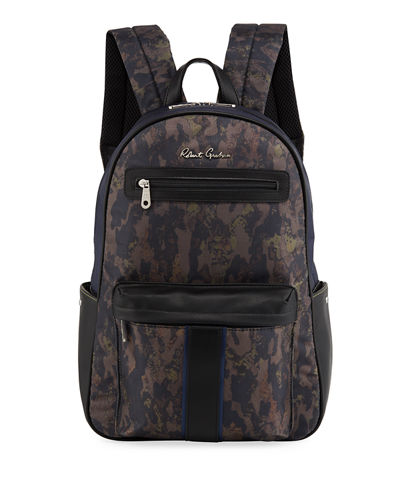 Men's Alban Camo Backpack