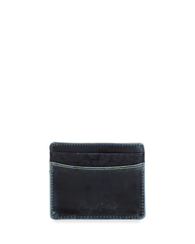 Men's Greco Leather Card Case
