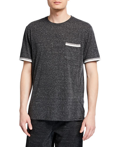 Men's Laramie Striped Pocket T-Shirt