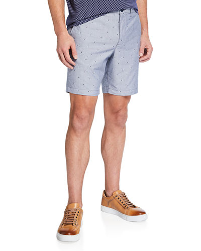Men's Dobby Oxford Shorts