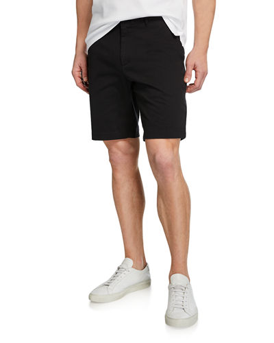 Men's Cotton Stretch Shorts