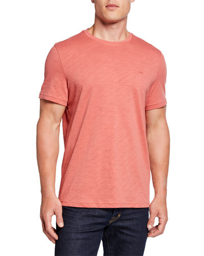Men's Crewneck Short-Sleeve Shirt