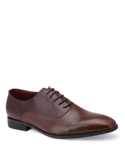 Men's Stockbridge Colorblock Lace-Up Oxfords