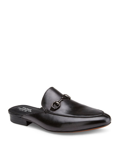 Men's Berger Leather Bit Mules