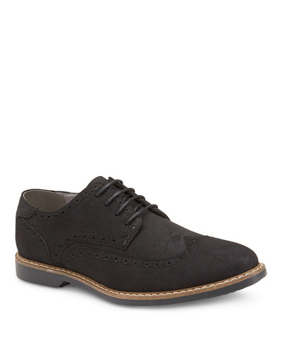 Men's Fairlead Wing-Tip Derby Shoes
