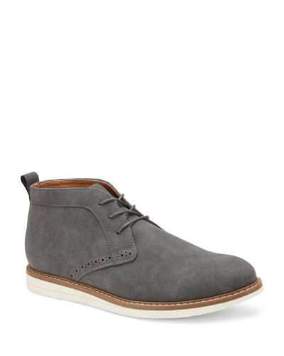 Men's Hawser Lace-Up Chukka Boots