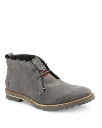 Men's Conway Suede Chukka Boots