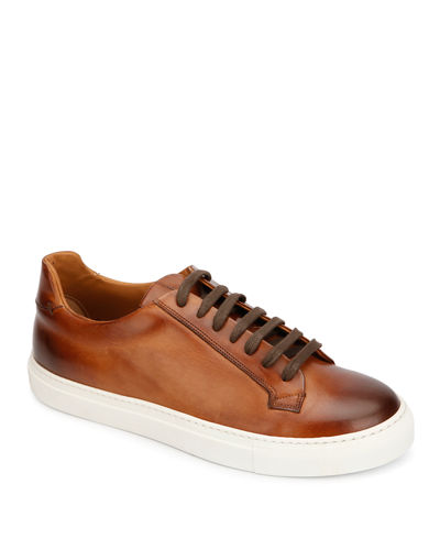 Men's Zail Leather Sneakers