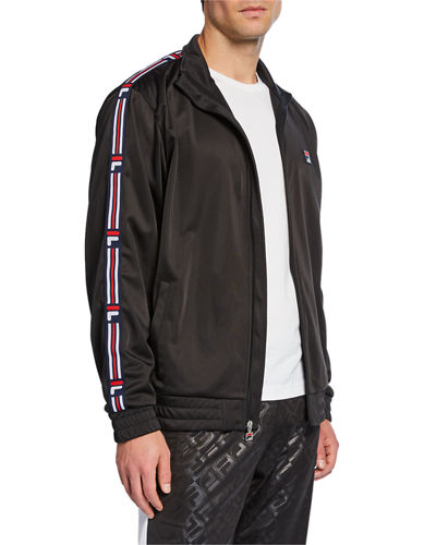 Men's Top Down Track Jacket