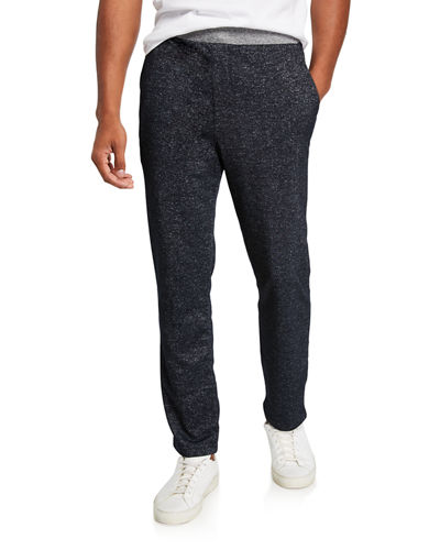 Men's Flecked Sport Lounge Pants
