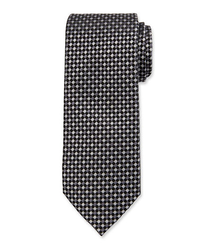 Men's High Float Silk Tie
