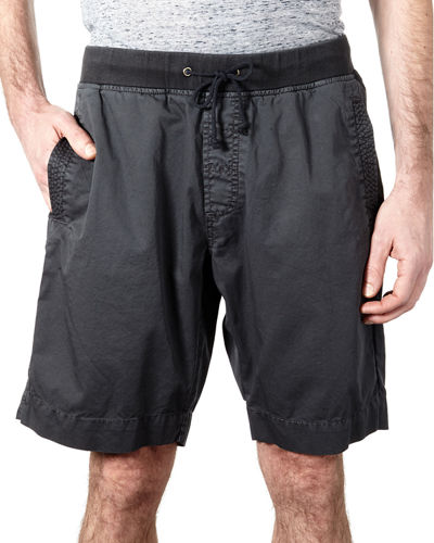 Men's Harvey Elastic-Waist Shorts