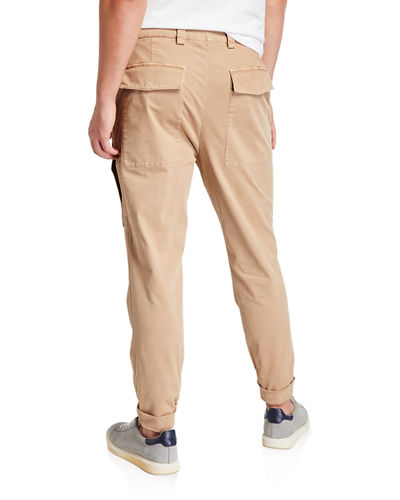 Men's Leisure-Fit Trousers