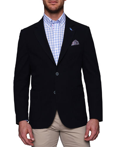 Men's 2-Button Sportcoat