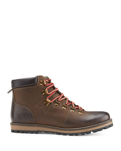 Men's Barna Lace-Up Ankle Boots