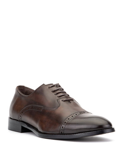 Men's Asher Leather Oxford Dress Shoes
