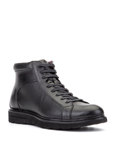Men's Everett Lace-Up Leather Boots
