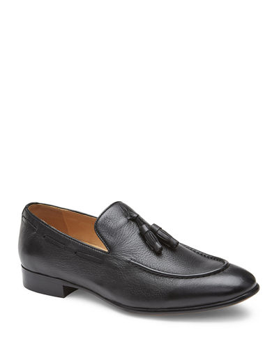 Men's Winston Leather Tassel Loafers