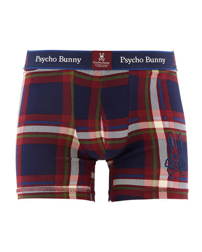 Men's Printed Boxer Briefs