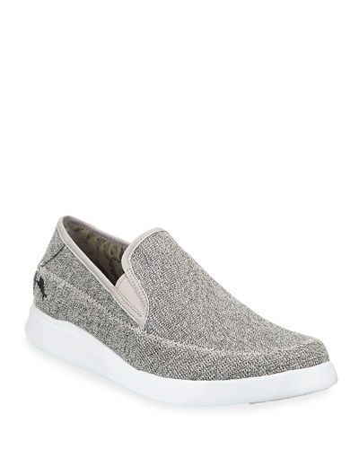 Men's Acklins Knit Slip-On Sneakers