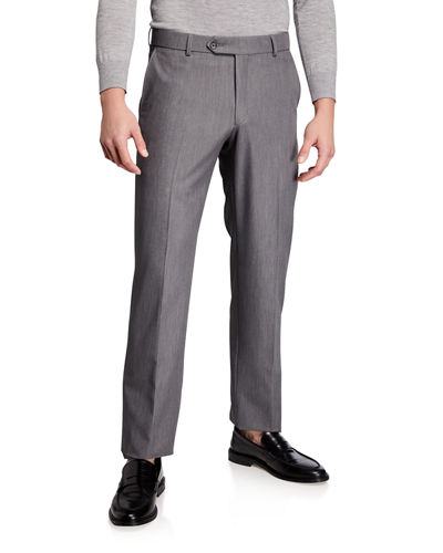 Men's Techno Traveller Washable Straight-Leg Pants