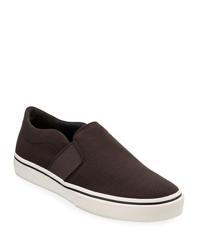 Men's Fenton Slip-On Canvas Sneakers