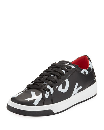 Men's Samson Logo Graphic Sneakers