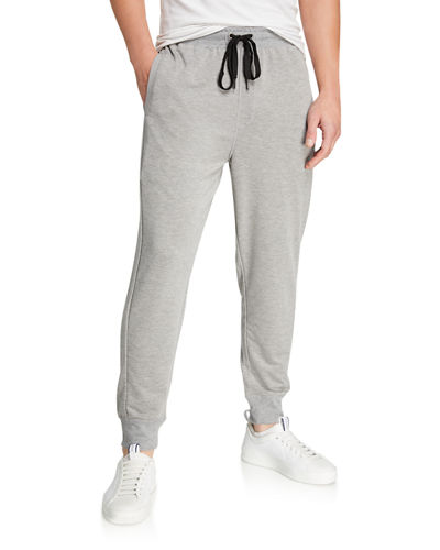 Men's Heathered Jogger Pants