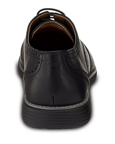 Men's Wing-Tip Oxford Dress Shoes