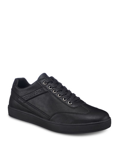 Men's Low-Top Tennis Sneakers