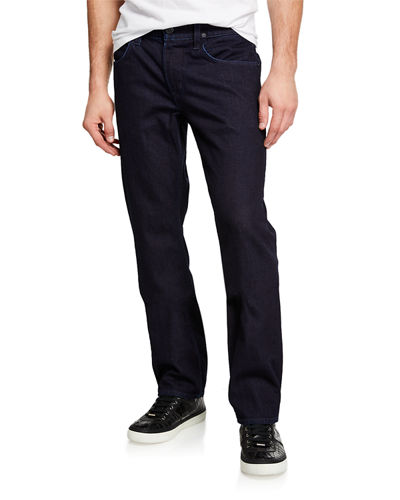 Byron Classic Straight-Leg Jeans