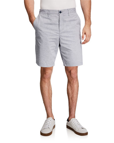 Men's Variegated Stripe Shorts