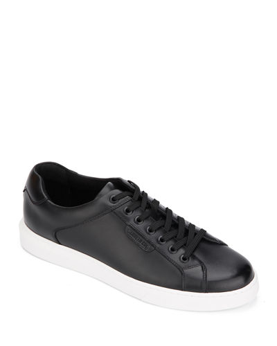 Linus Low-Top Leather Sneakers