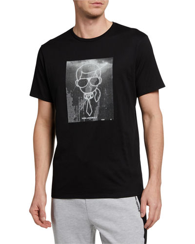 Men's Cameo Graphic T-Shirt