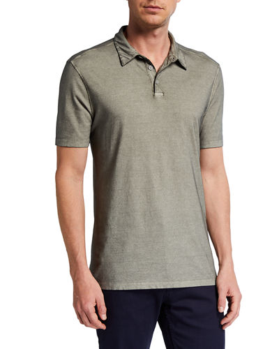 Men's Gunpowder Wash Polo Shirt