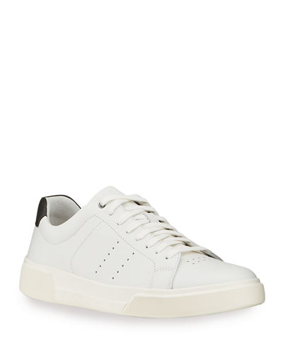 Men's Brady B Tonal Leather Sneakers