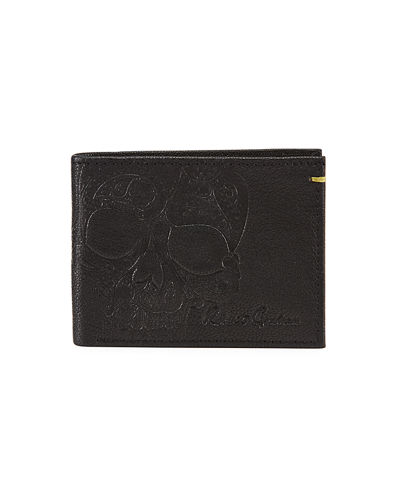Men's Apex Leather Bi-Fold Wallet