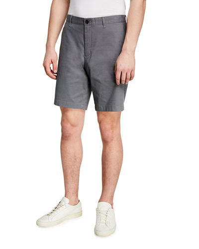 Men's Cotton Stretch 9 Shorts