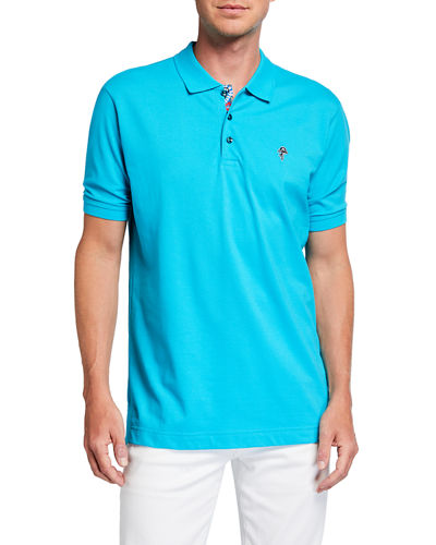 Men's Bowler Knit Polo Shirt