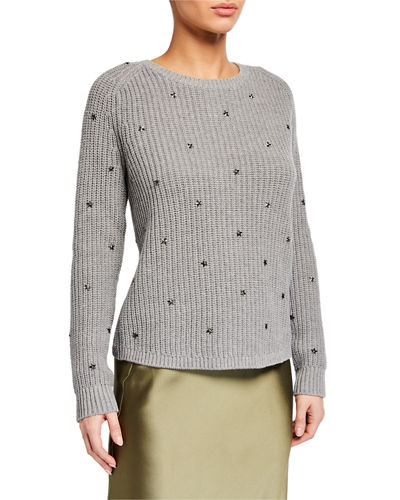 Erika Beaming Stars Sweater