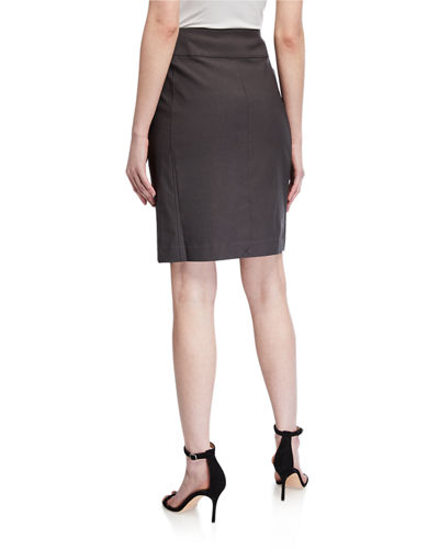 Wonderstretch Pencil Skirt