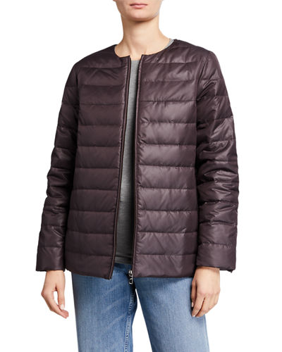 Gorski Quilted Down Jacket